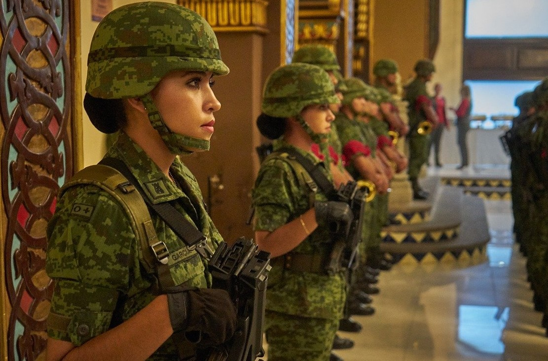 Women Approved To Attend Elite Defence Academy In India