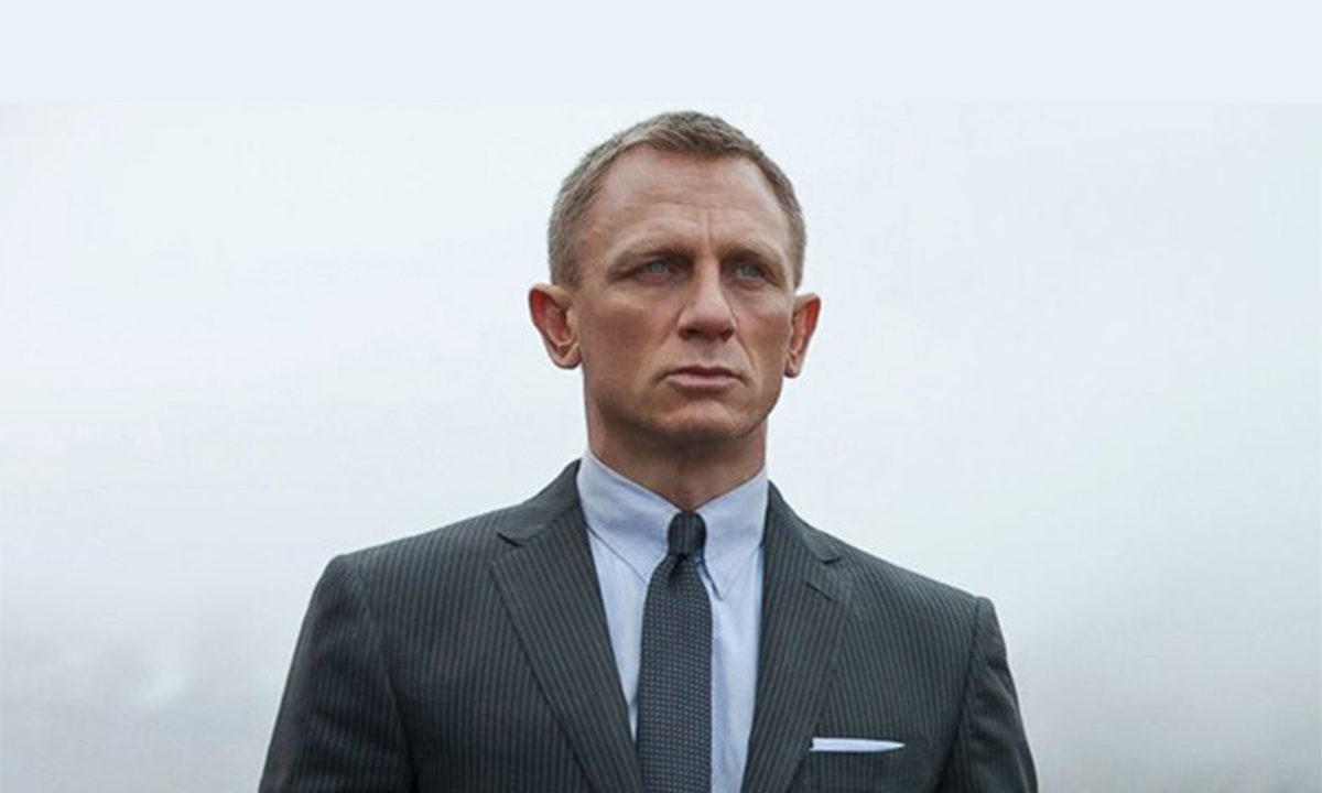 Daniel Craig's 'No Time To Die' Hit Box Office, Projected To Garner $60M In First Weekend
