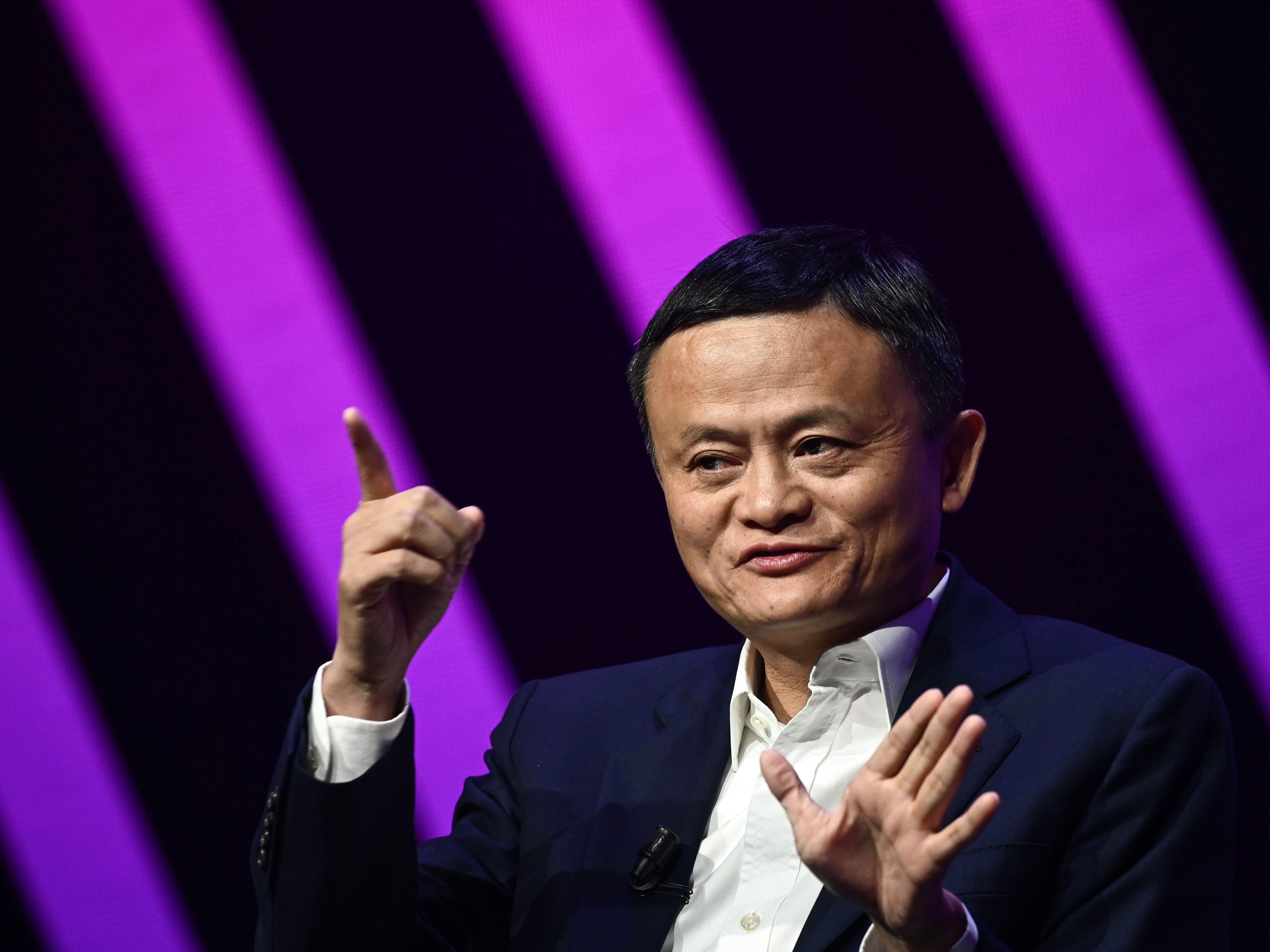 Jack Ma,  Alibaba Founder Spotted In Hong Kong