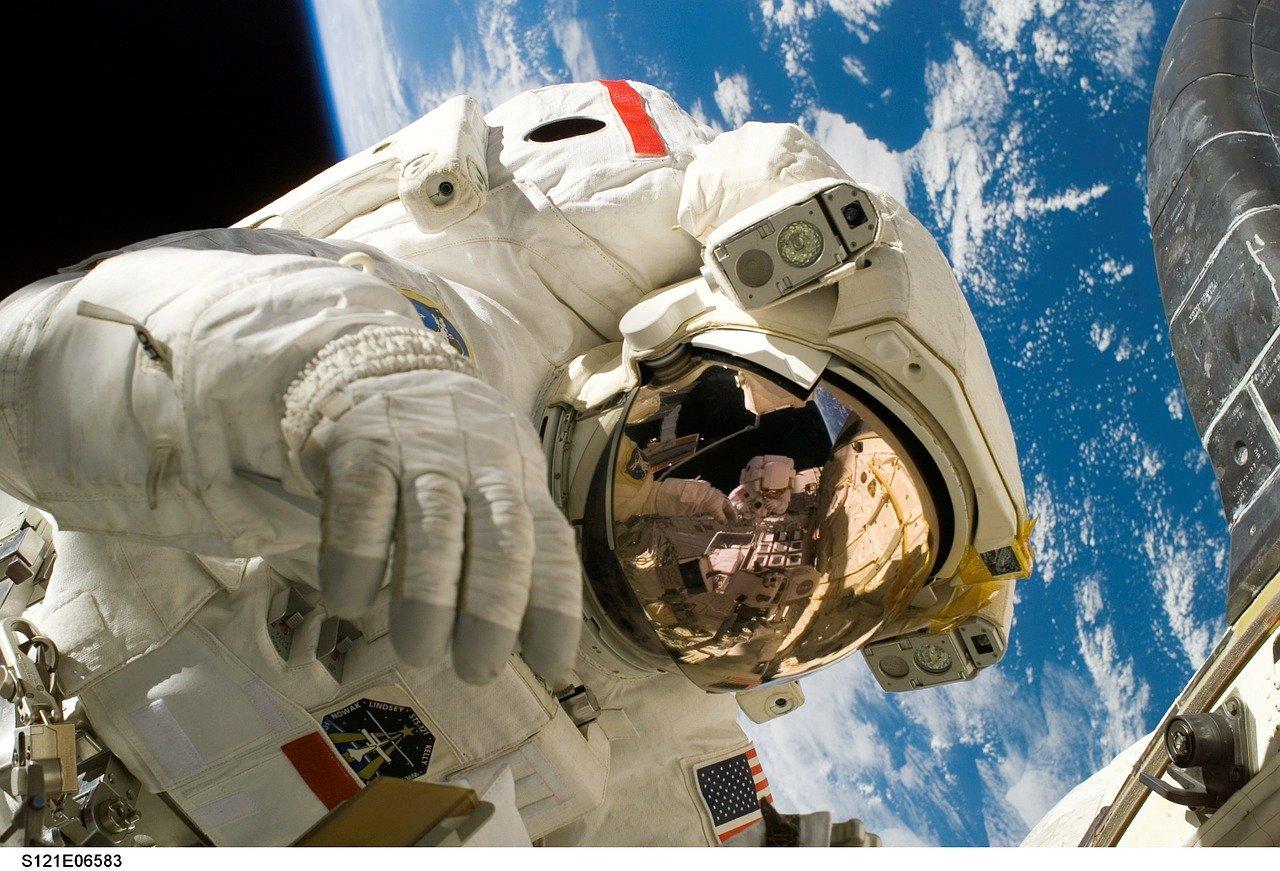 Historic Moment: William Shatner Takes Jeff Bezos' Childhood Star Trek Toys To Space