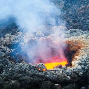 Japan: Mount Aso Erupting Volcano Spews Plumes Of Ash
